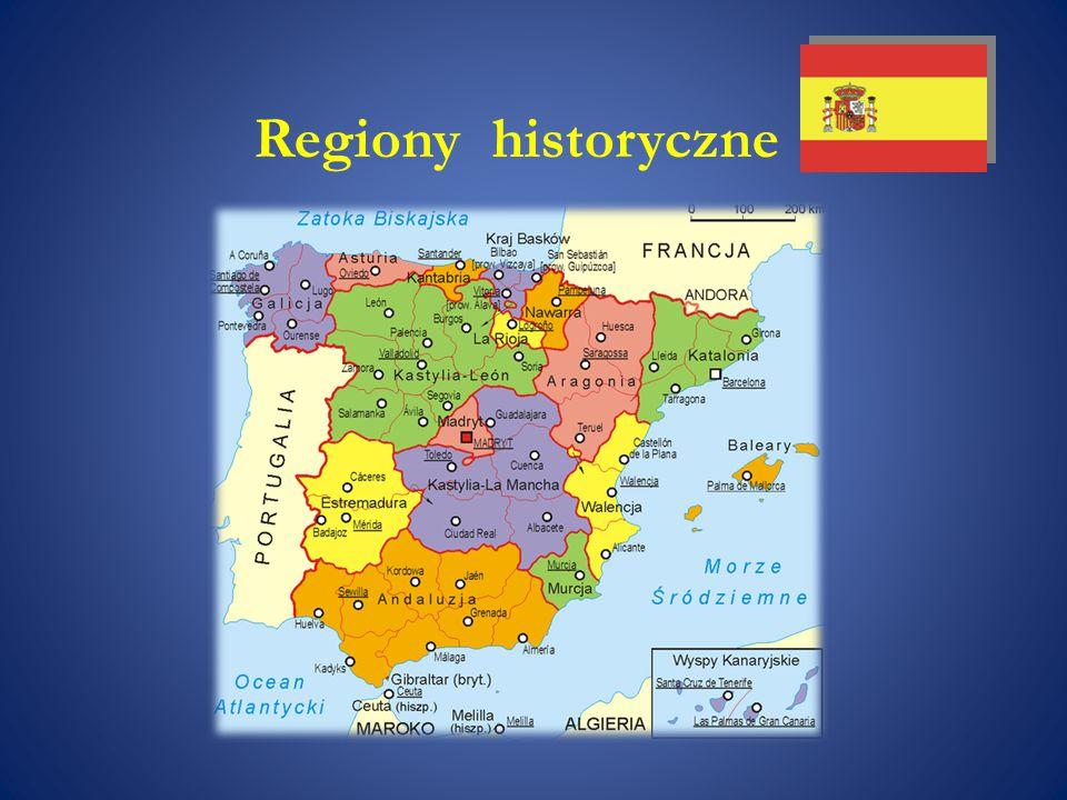 Regiony historyczne