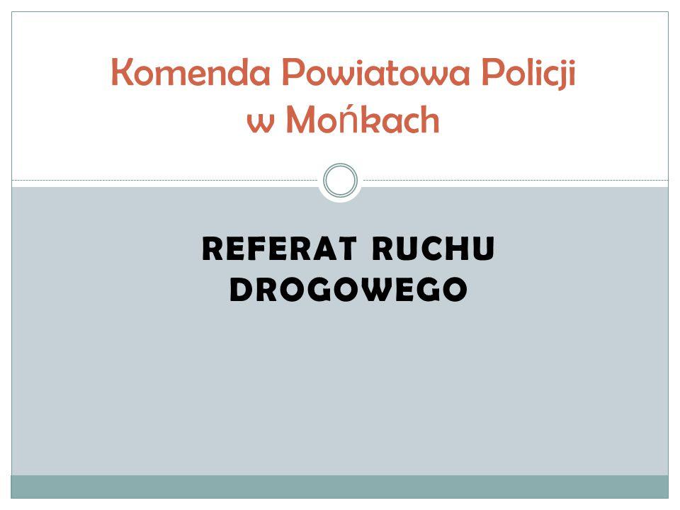 Komenda Powiatowa Policji w Mońkach