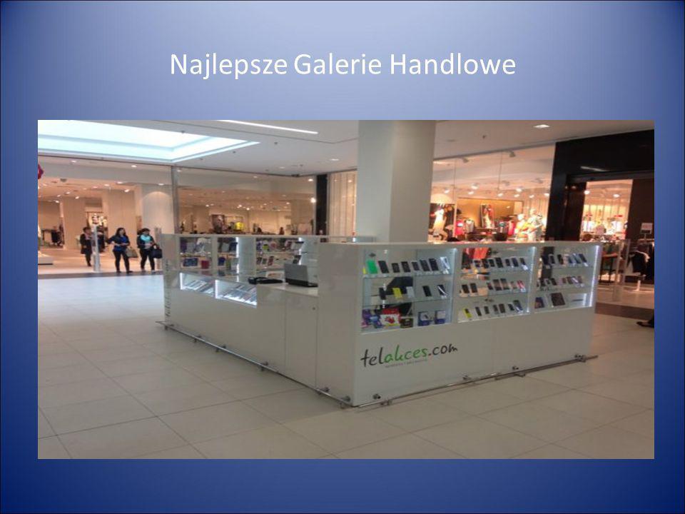 Najlepsze Galerie Handlowe