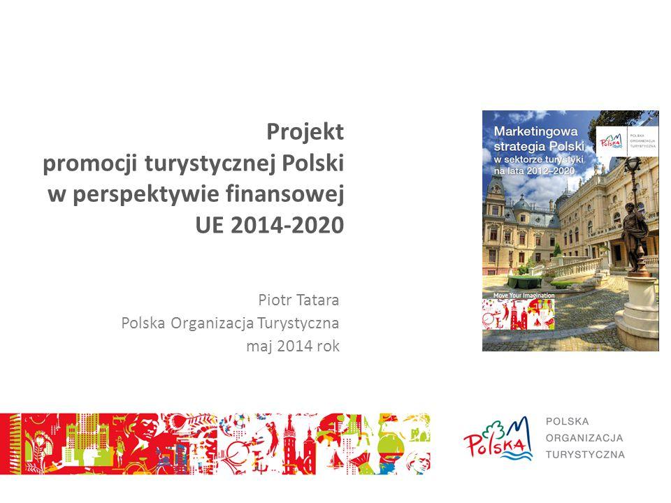 Piotr Tatara Polska Organizacja Turystyczna maj 2014 rok