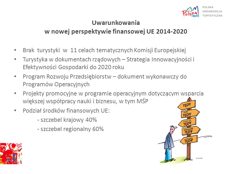 Uwarunkowania w nowej perspektywie finansowej UE 2014-2020