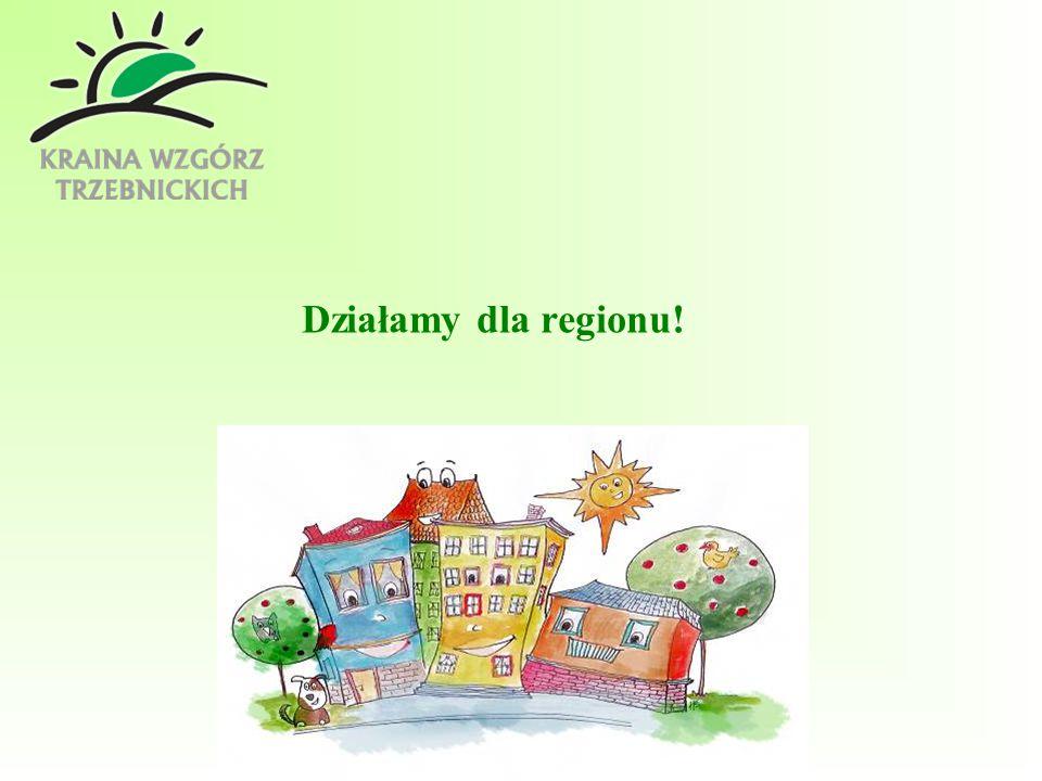 Działamy dla regionu!