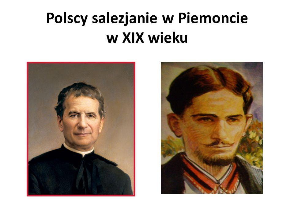 Polscy salezjanie w Piemoncie w XIX wieku