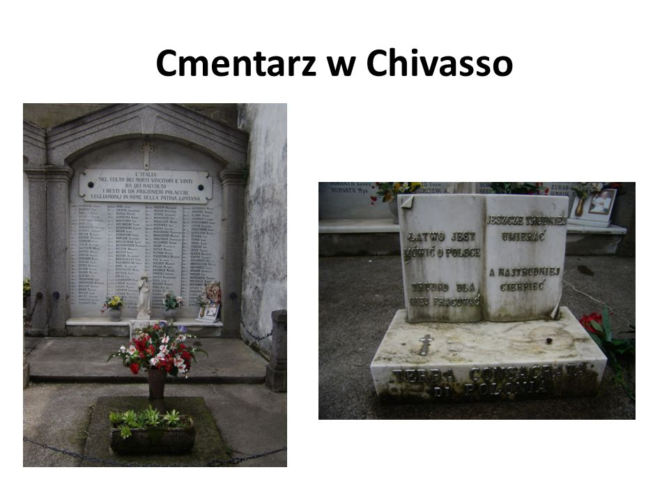 Cmentarz w Chivasso