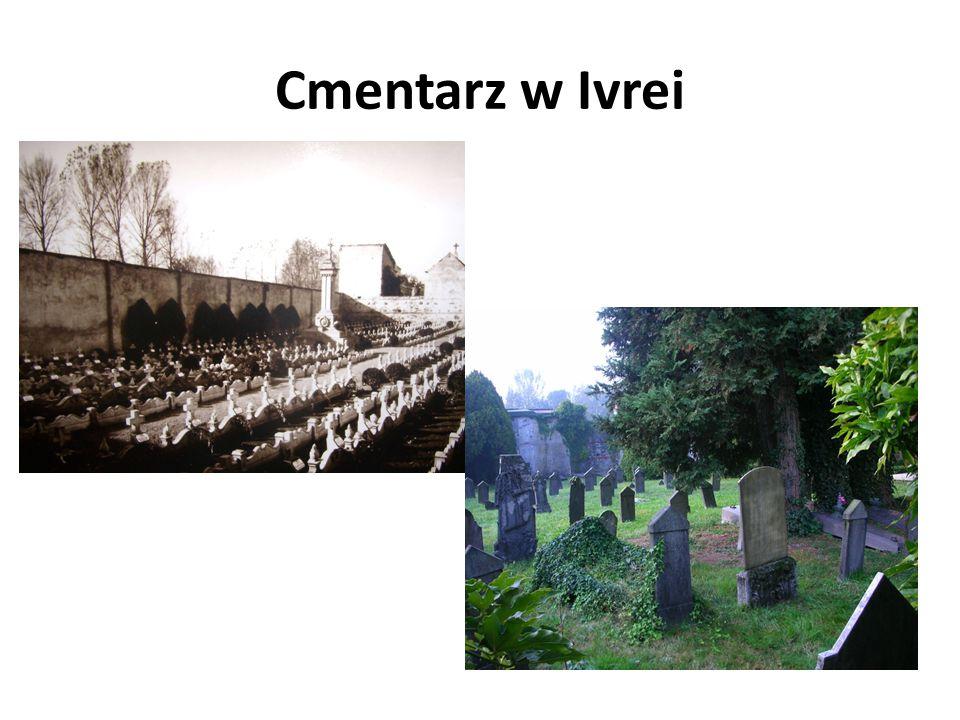 Cmentarz w Ivrei