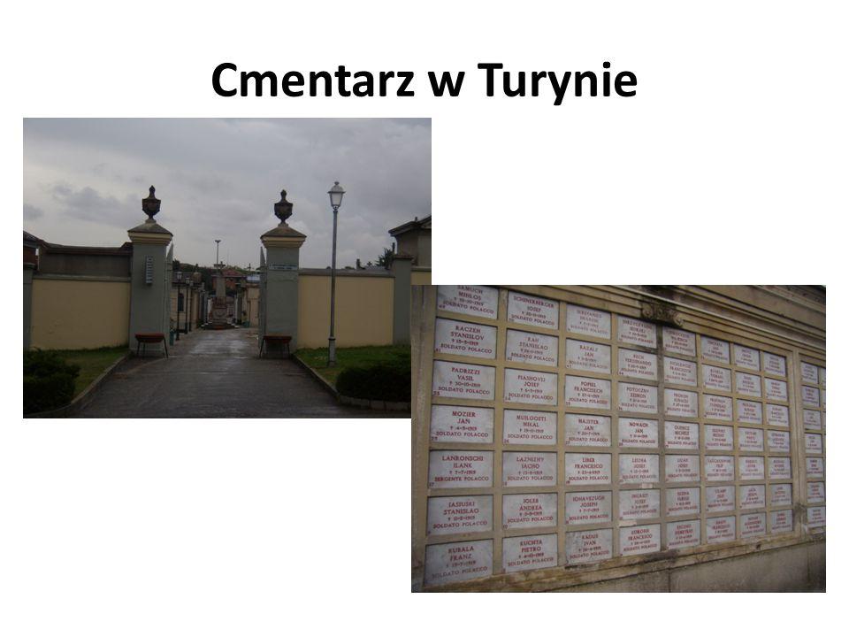 Cmentarz w Turynie