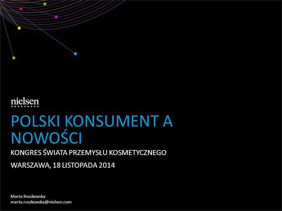 Polski konsument a nowości