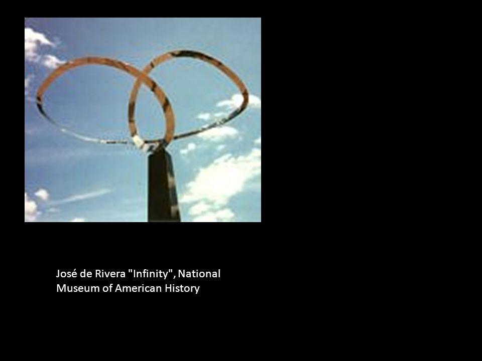 José de Rivera Infinity , National Museum of American History
