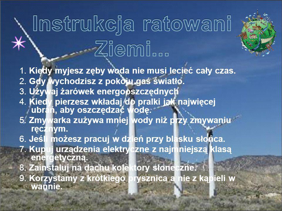 Instrukcja ratowani Ziemi...