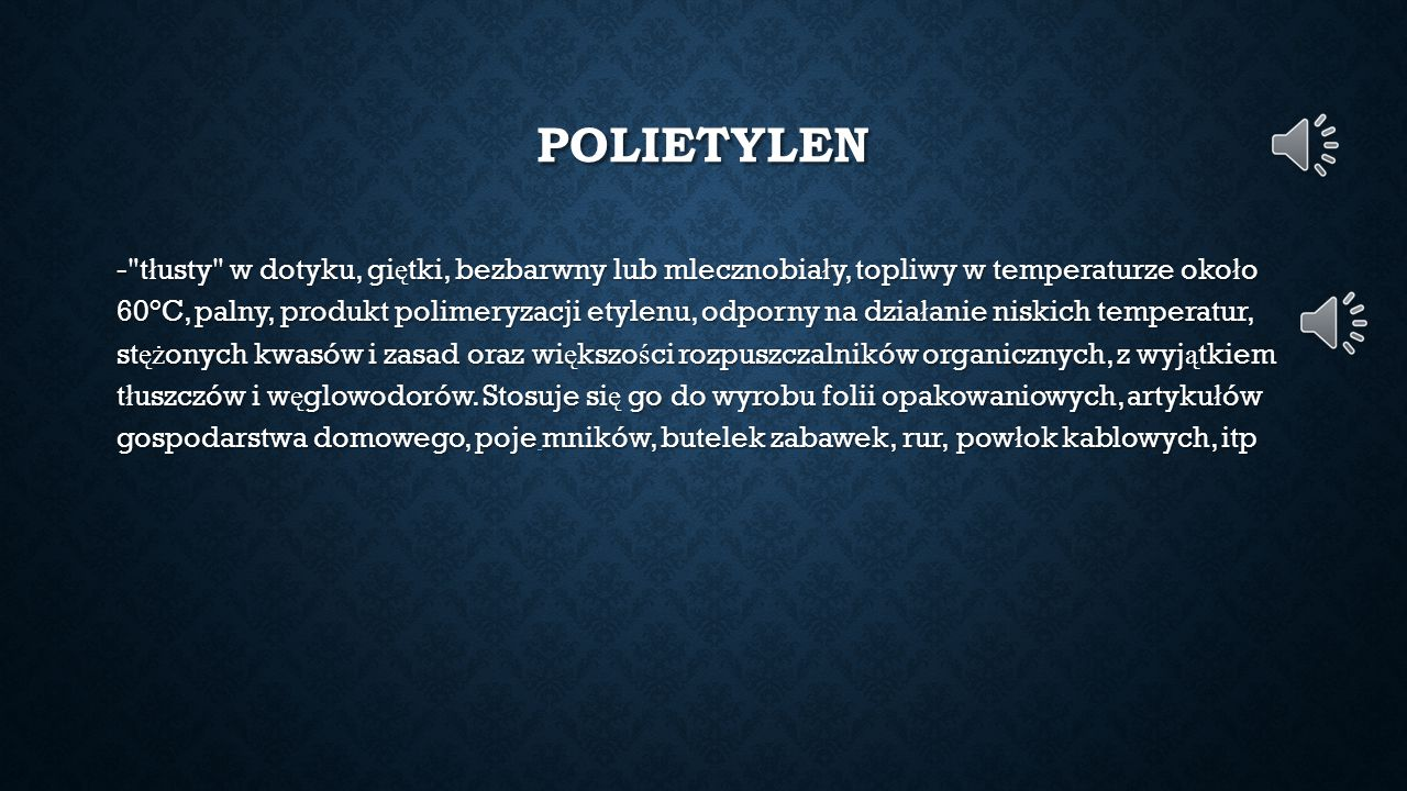 POLIETYLEN