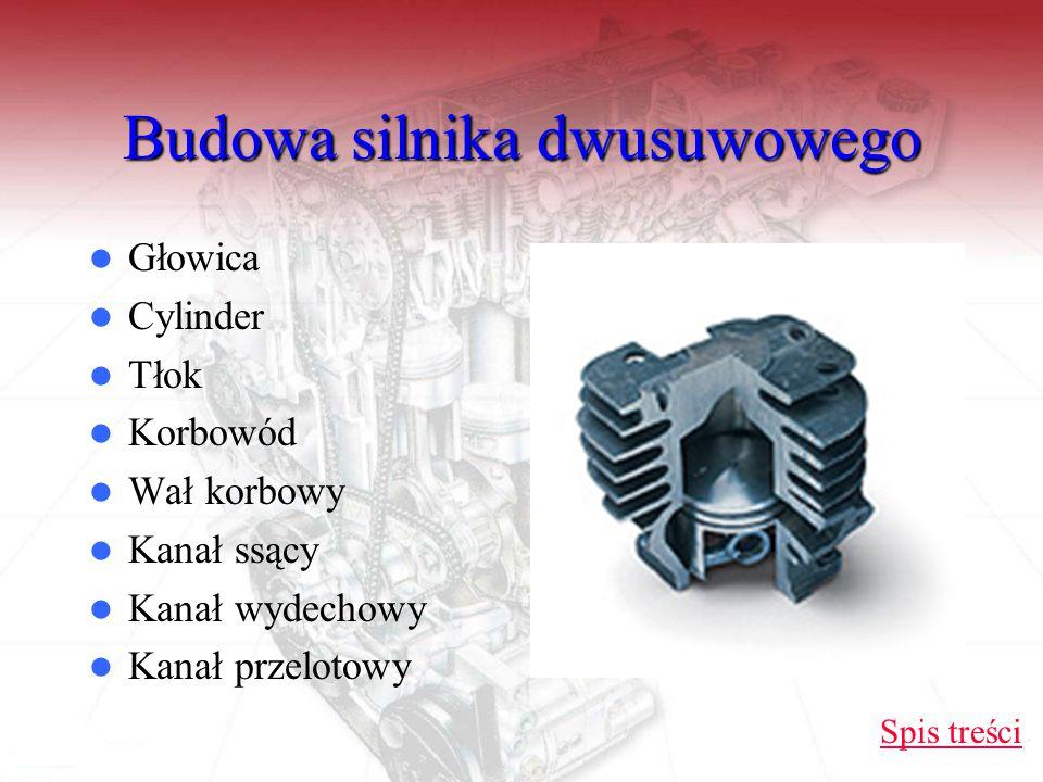 Budowa silnika dwusuwowego