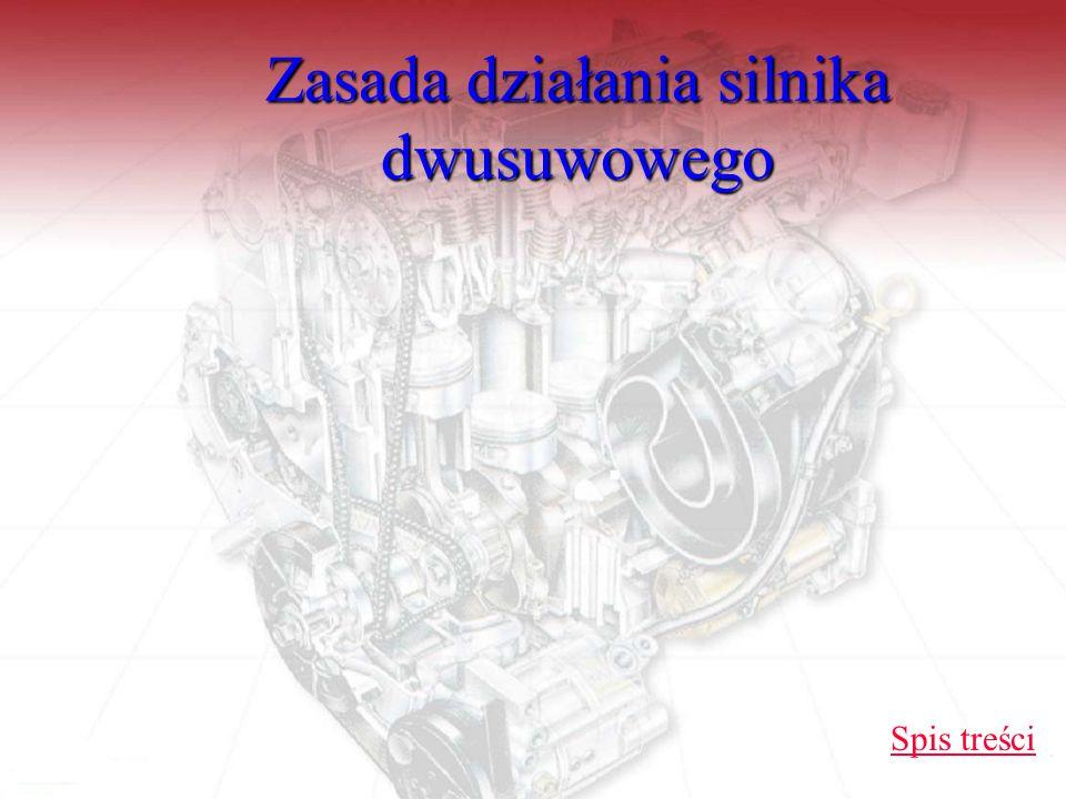 Zasada działania silnika dwusuwowego