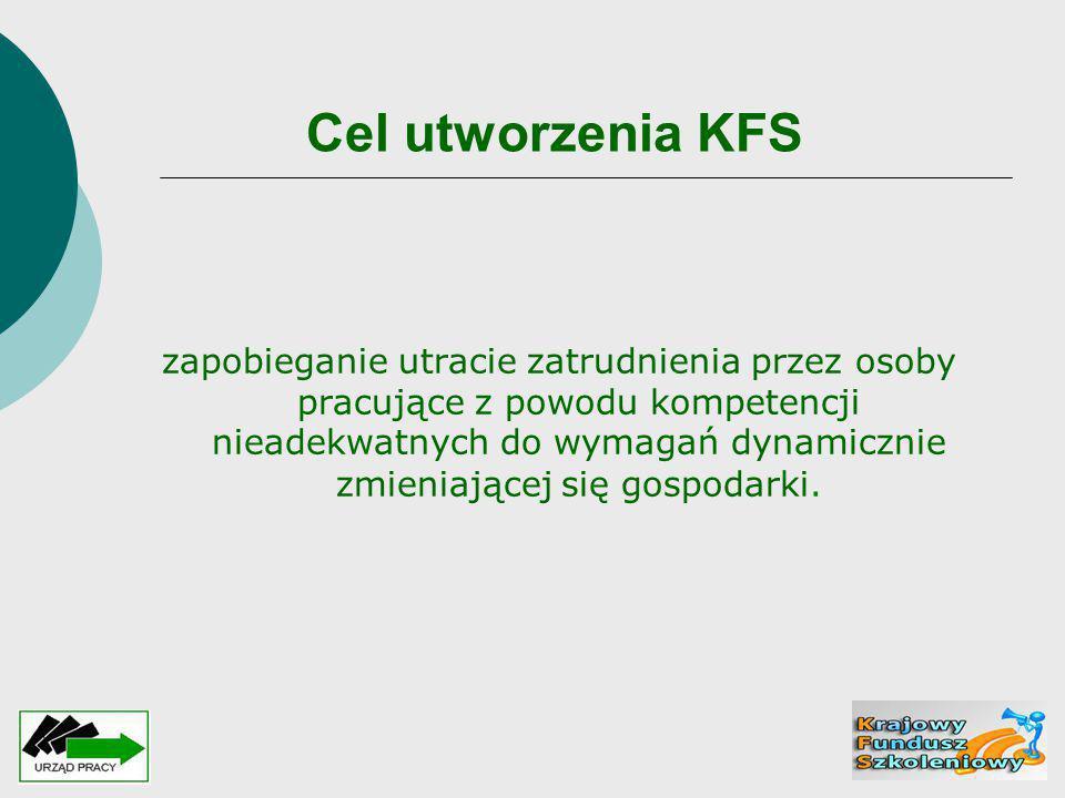 Cel utworzenia KFS