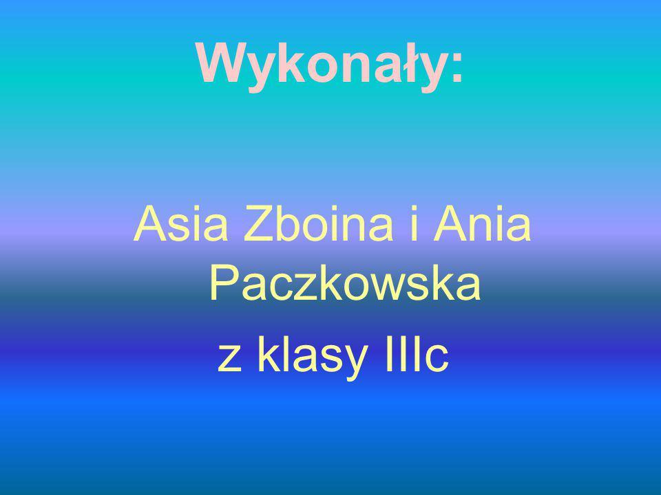 Asia Zboina i Ania Paczkowska