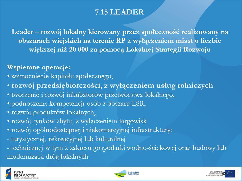 7.15 LEADER