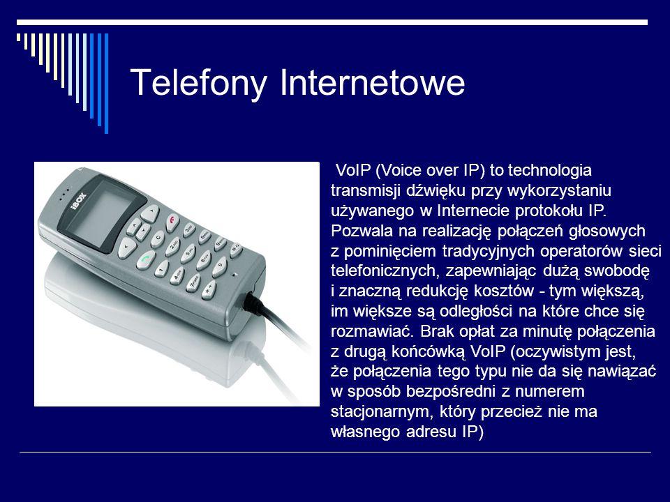 Telefony Internetowe