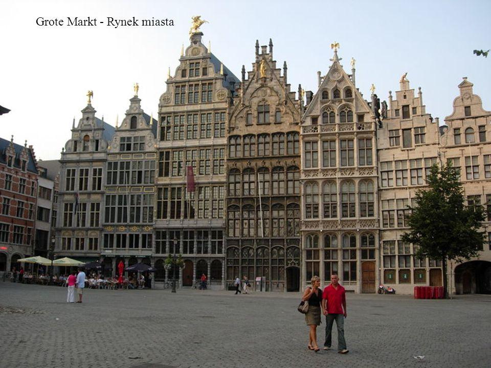 Grote Markt - Rynek miasta