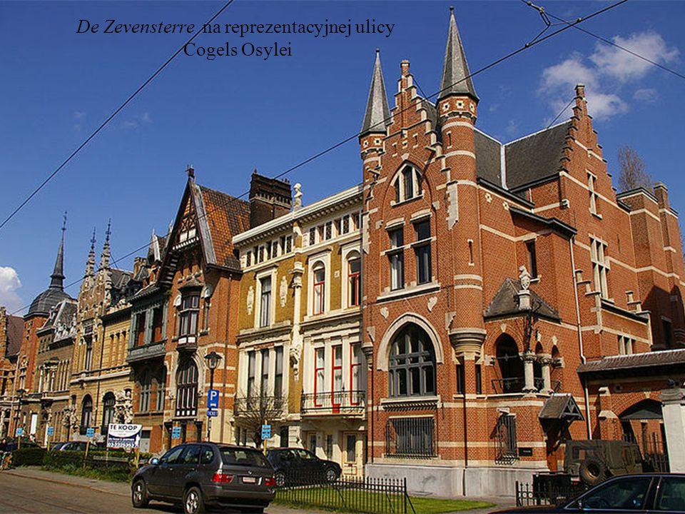De Zevensterre na reprezentacyjnej ulicy