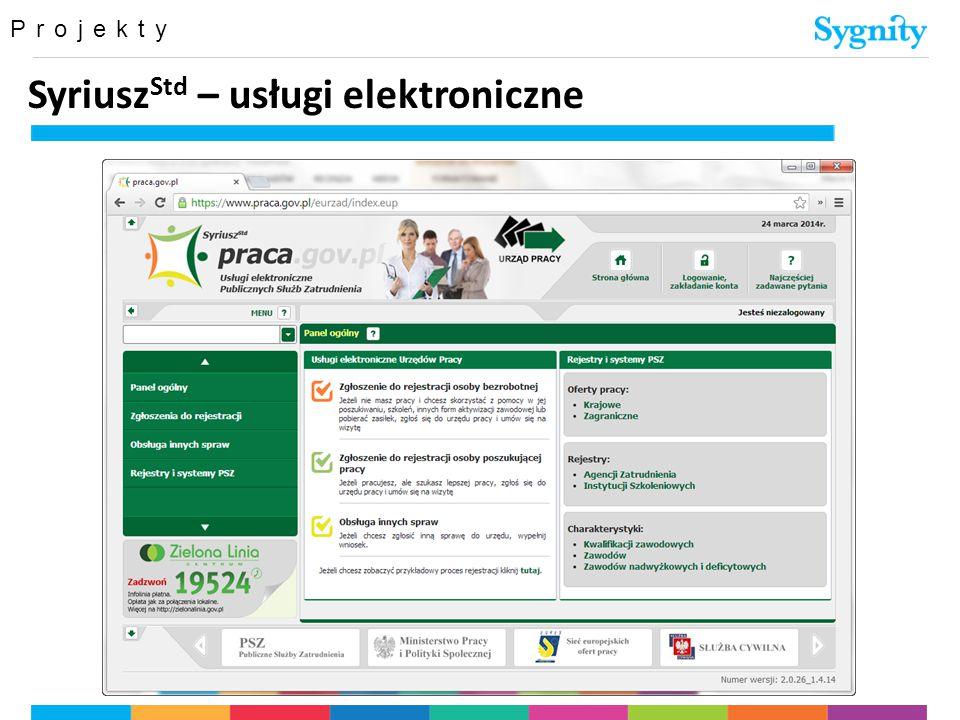 SyriuszStd – usługi elektroniczne