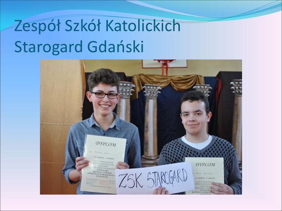 Zespół Szkół Katolickich Starogard Gdański