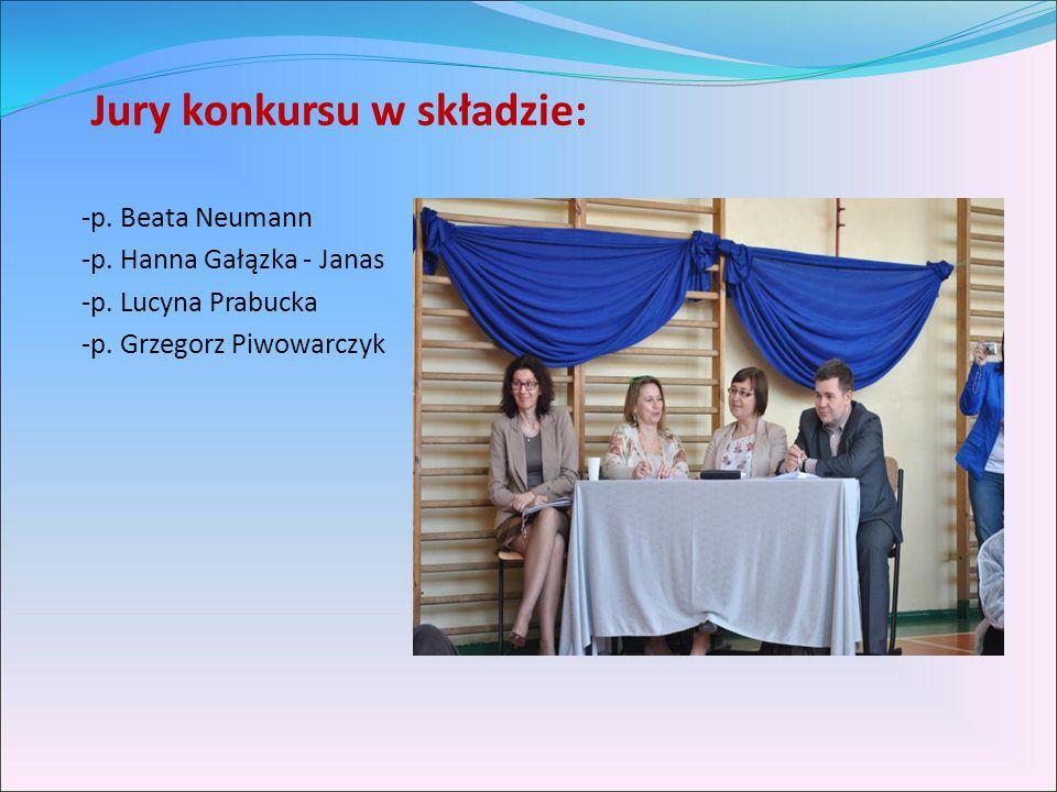 Jury konkursu w składzie:
