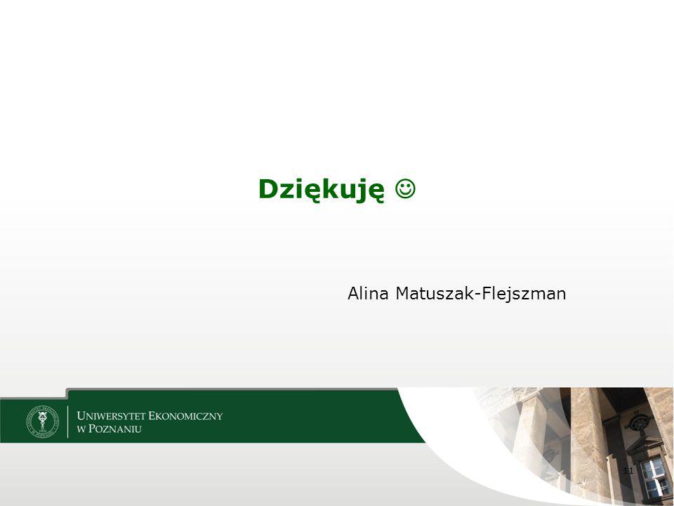 Alina Matuszak-Flejszman