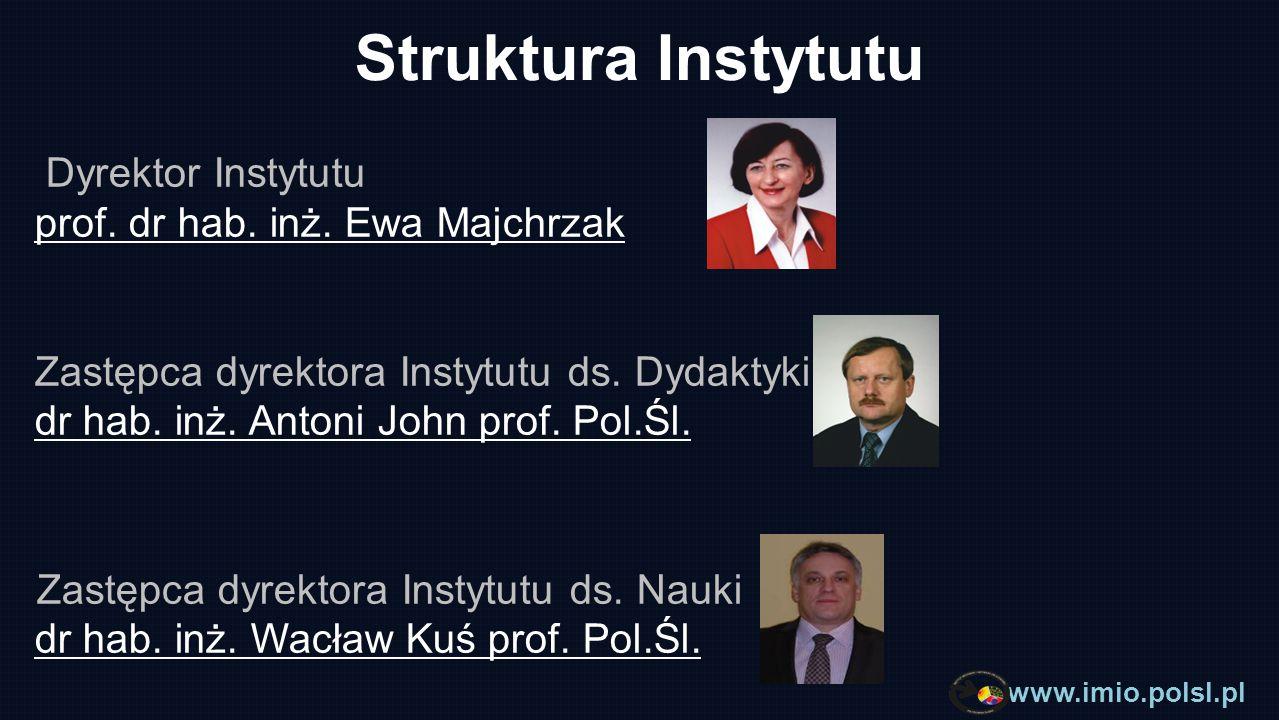 Struktura Instytutu