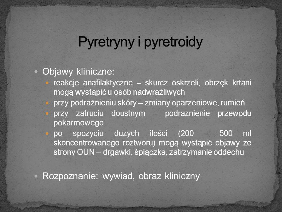 Pyretryny i pyretroidy