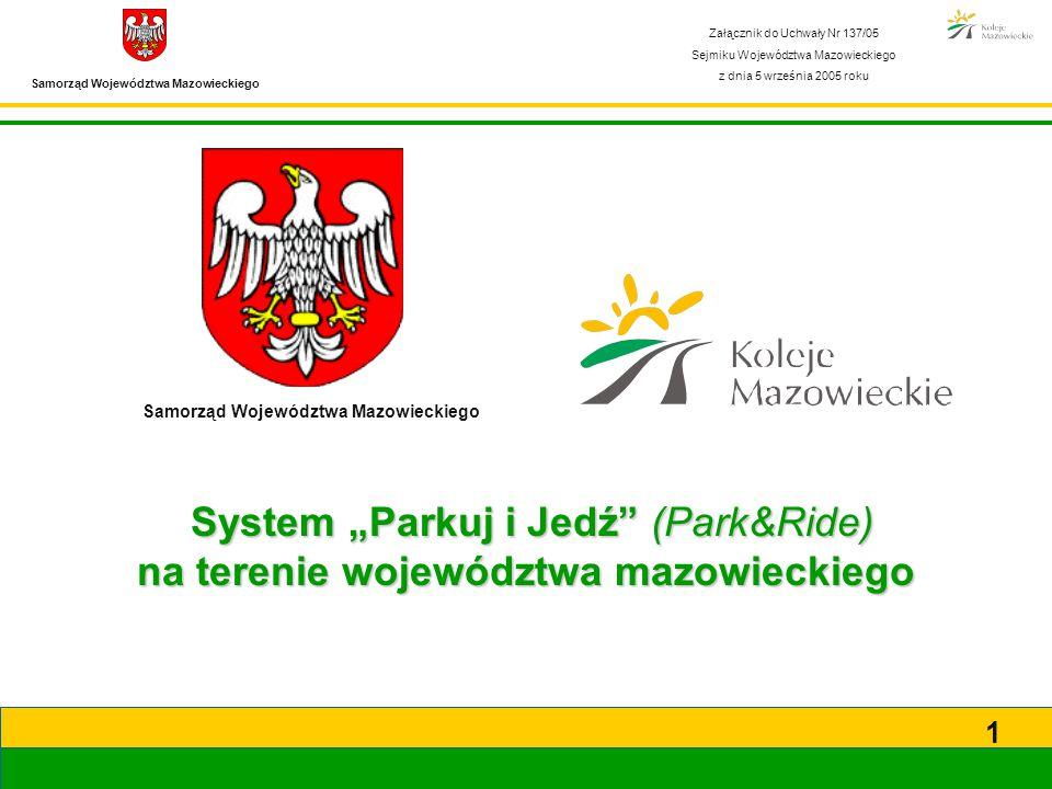 na terenie województwa mazowieckiego