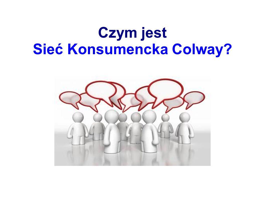 Czym jest Sieć Konsumencka Colway