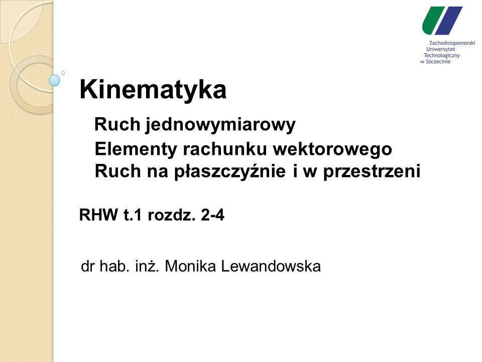 dr hab. inż. Monika Lewandowska