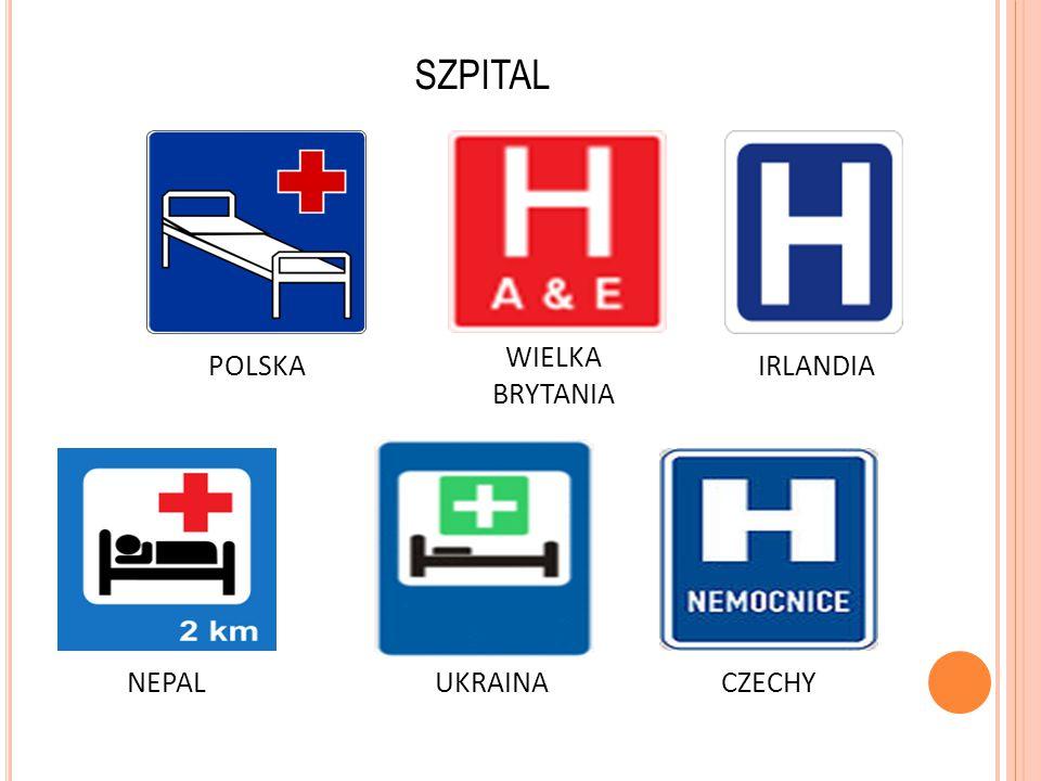 szpital WIELKA BRYTANIA POLSKA IRLANDIA NEPAL UKRAINA CZECHY