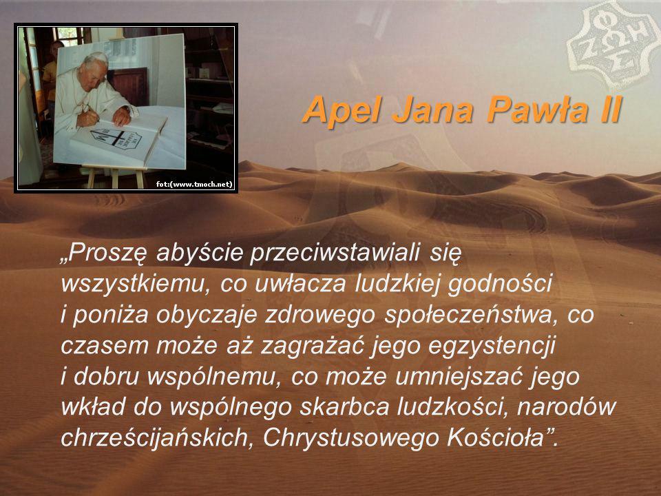 Apel Jana Pawła II