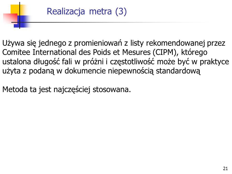 Realizacja metra (3)