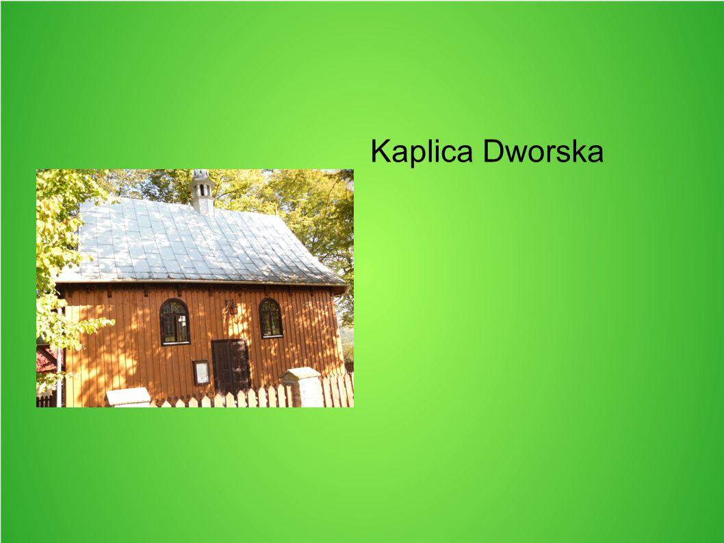 Kaplica Dworska