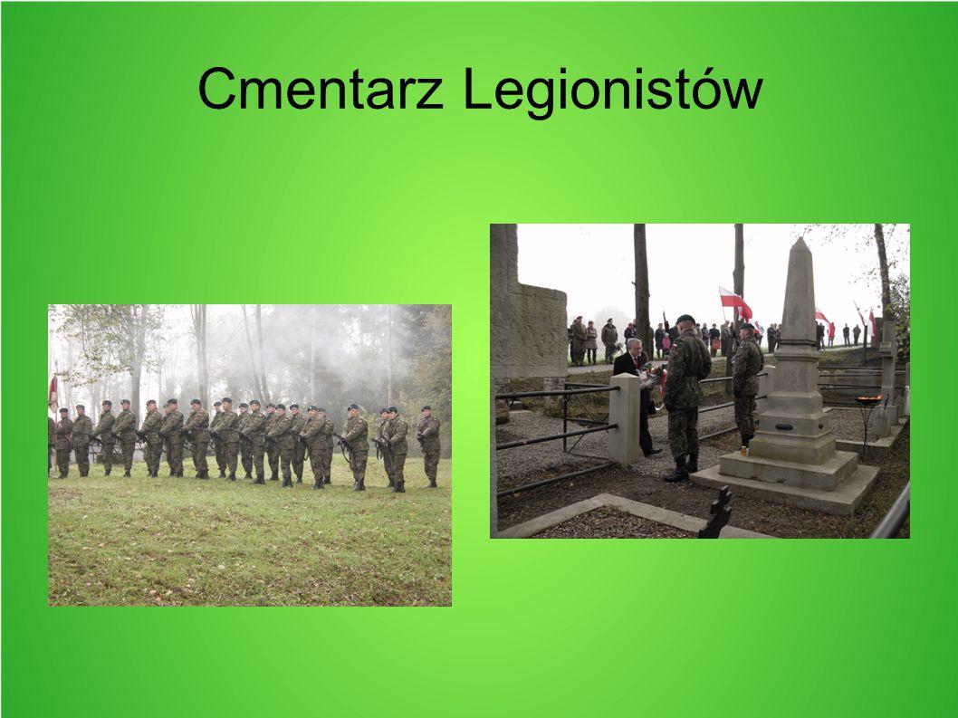 Cmentarz Legionistów