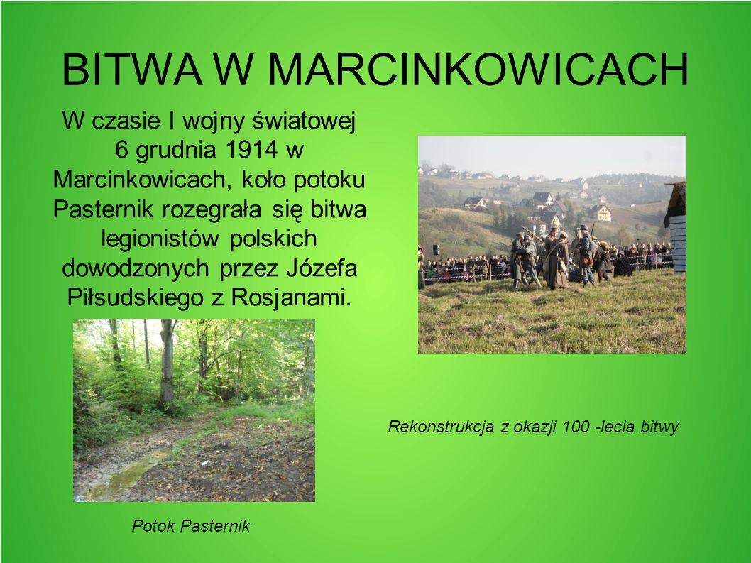 BITWA W MARCINKOWICACH