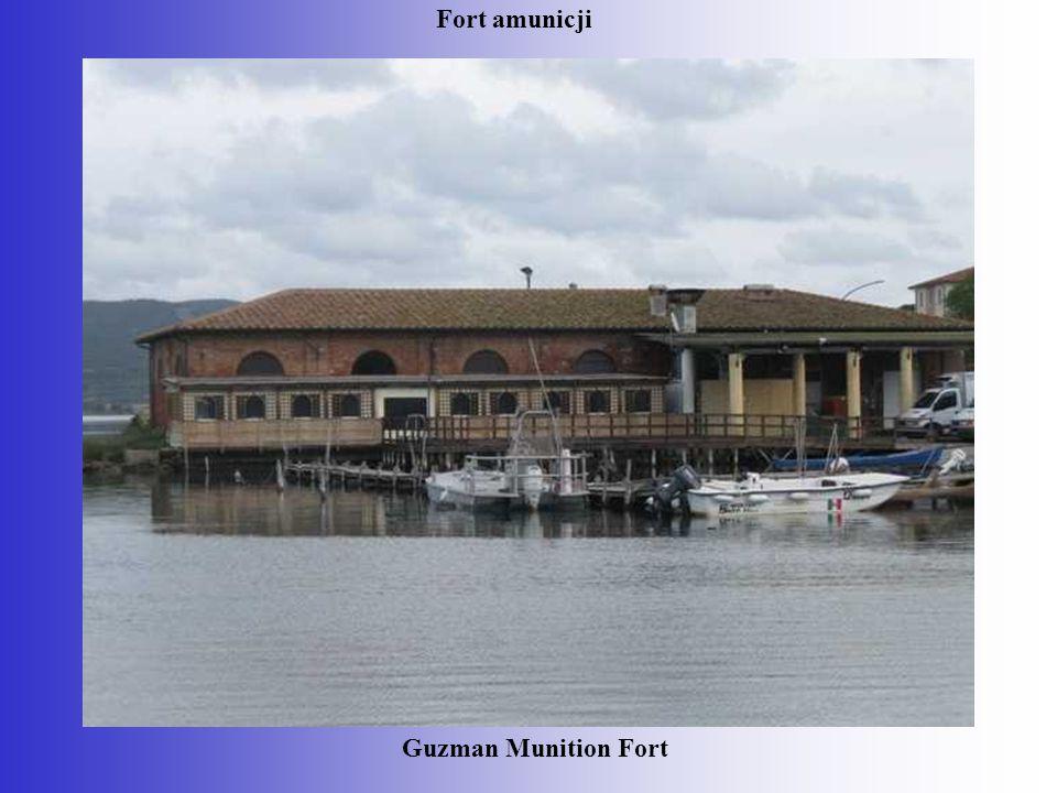 Fort amunicji Guzman Munition Fort