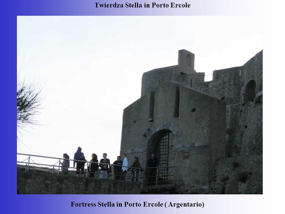 Twierdza Stella in Porto Ercole