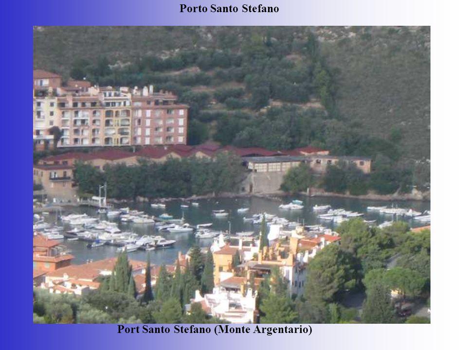 Port Santo Stefano (Monte Argentario)