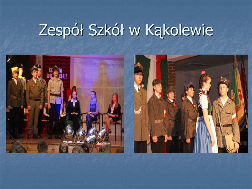 Zespół Szkół w Kąkolewie