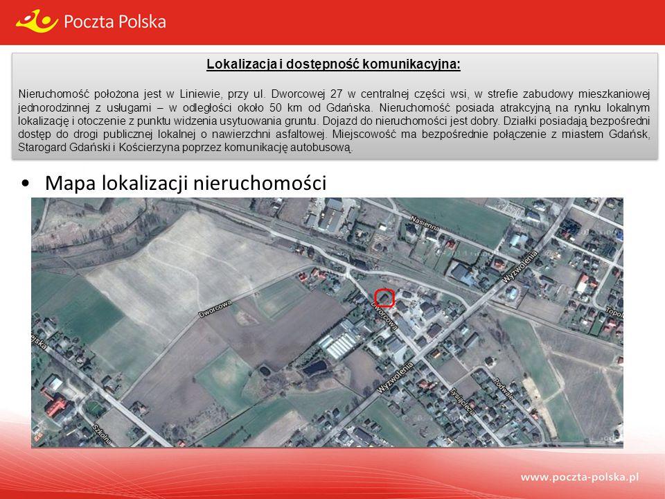 Lokalizacja i dostępność komunikacyjna: