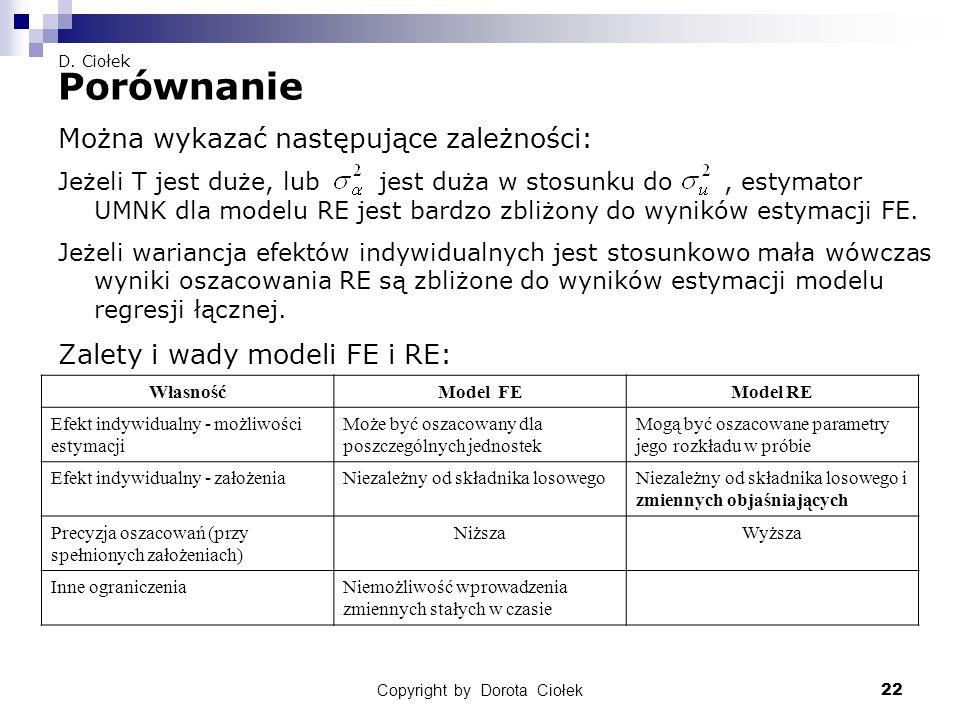 Wykład - Badania panelowe.