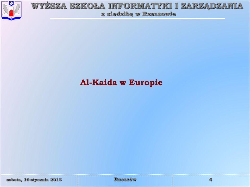 Al-Kaida w Europie