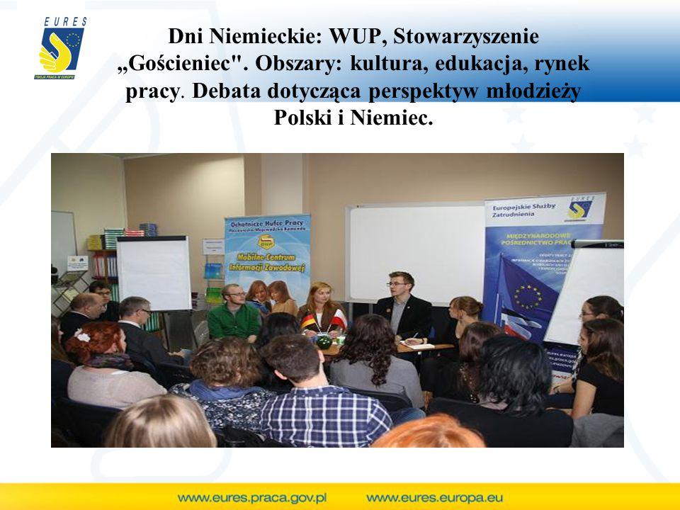 """Dni Niemieckie: WUP, Stowarzyszenie """"Gościeniec"""