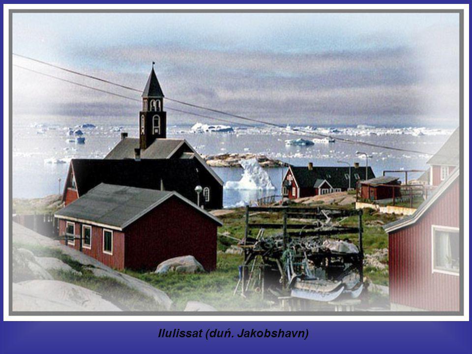 Ilulissat (duń. Jakobshavn)