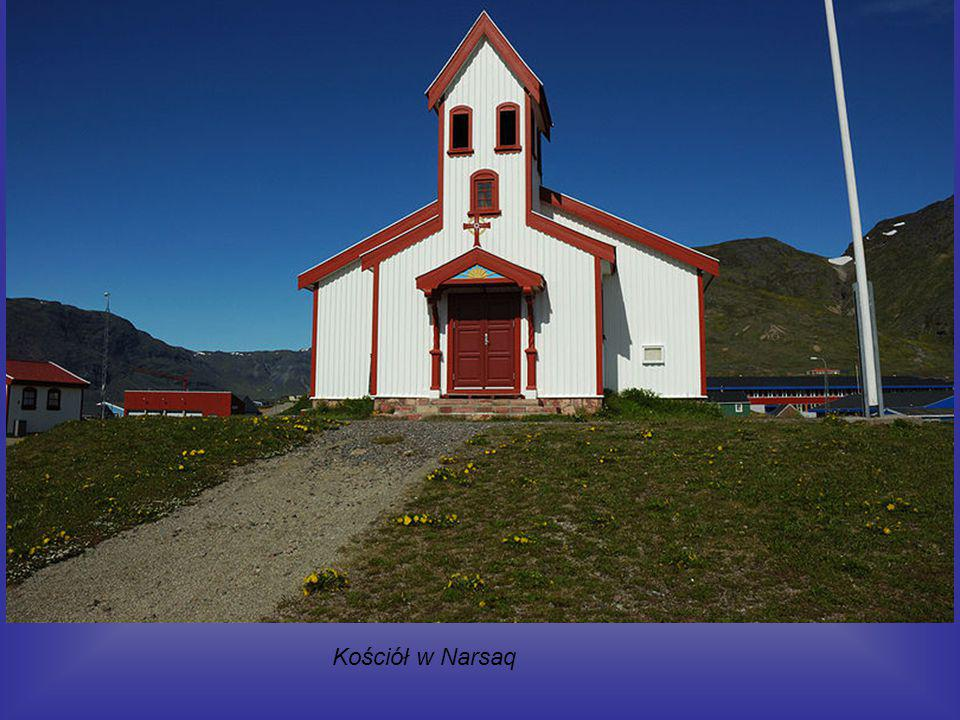 Kościół w Narsaq