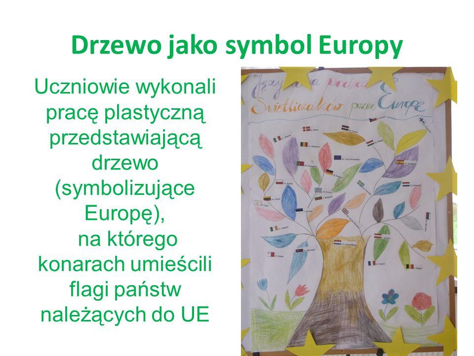 Drzewo jako symbol Europy
