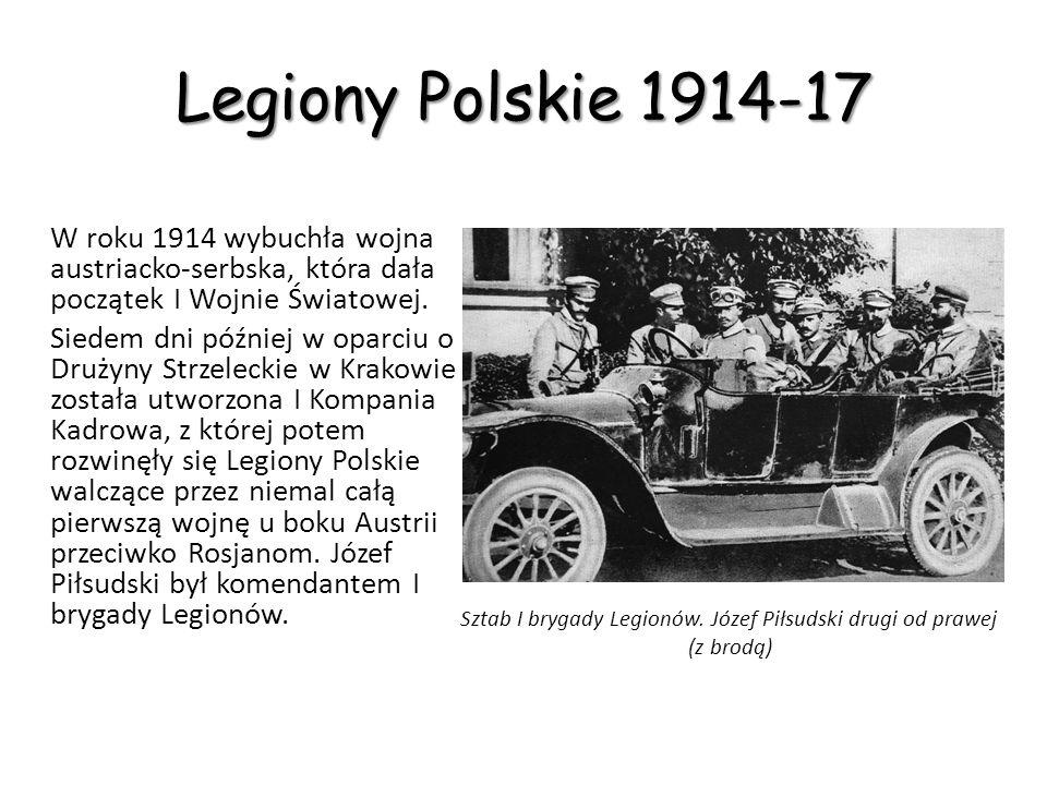 Legiony Polskie 1914-17