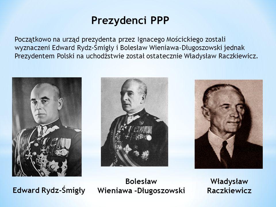 Wieniawa -Długoszowski Władysław Raczkiewicz